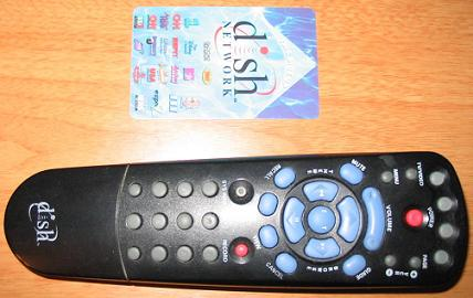 front card remote